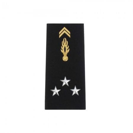 Fourreaux Rigides Homme Gendarmerie - Général de Division