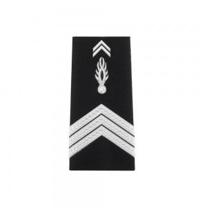 Fourreaux Rigides Homme Gendarmerie Départementale - MDL-Chef