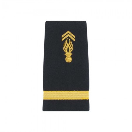 Fourreaux Souples Homme Gendarmerie Mobile - Sous-Lieutenant