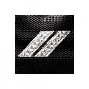 Galon de Poitrine Plastique Velcro Gendarmerie Départementale ou CSTAGN - Carrière
