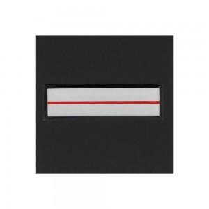 Galon de Poitrine Résine Velcro Gendarmerie et SP - Adjudant ou Adjudant-Chef