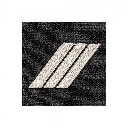 Galon de Poitrine Souple Velcro Gendarmerie Départementale ou CSTAGN - MDL-Chef