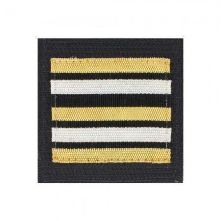 Galon de Poitrine Souple Velcro Gendarmerie Mobile ou GR - Lieutenant-Colonel