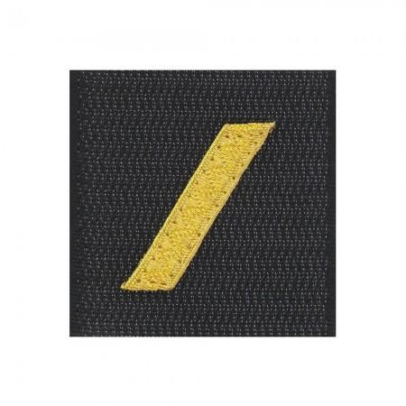 Galon de Poitrine Souple Velcro Gendarmerie Mobile ou GR - Sous Contrat