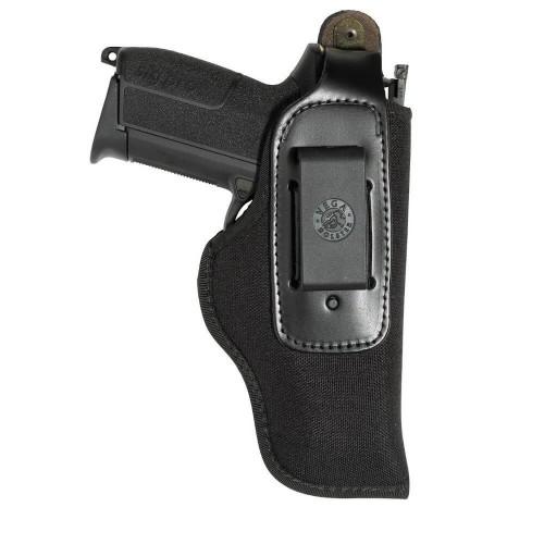 Holster Compact et Ambidextre Noir Inside Cordura IA264 - Vega Holster