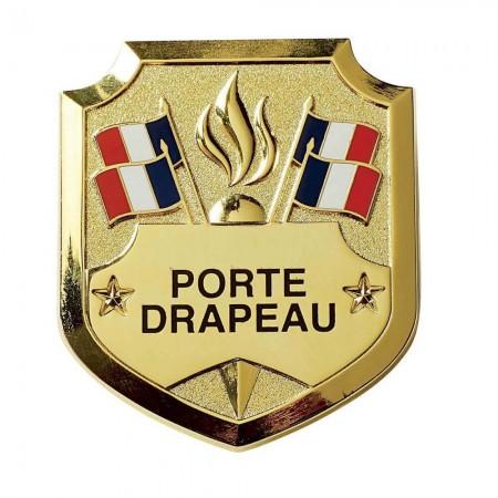 Insigne Porte-Drapeaux - Taille Standard - Bacqueville