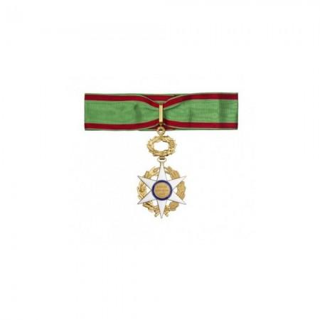 Médaille Ordonnance de l'Ordre du Mérite Agricole - Commandeur - Argent Massif