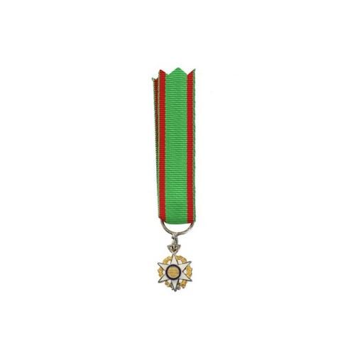 Médaille Réduction de l'Ordre du Mérite Agricole - Chevalier (Bronze)