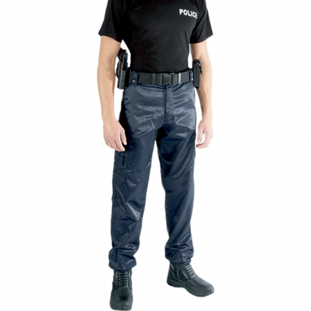 Pantalon d'Intervention GUARDIAN Marine Brillant - Coupe F1 Unisexe - GK Pro