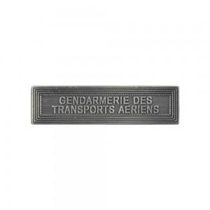 Agrafe Gendarmerie des Transports Aériens pour Médaille Pendante