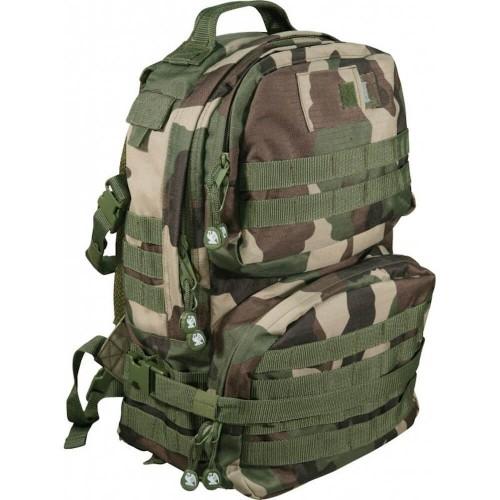 Sac à Dos Elite 20L - en Tissu Ripstop - Camouflage CE - CityGuard