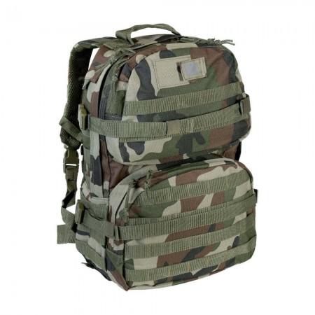 Sac à Dos Elite 30L - en Tissu Ripstop - Camouflage CE - CityGuard