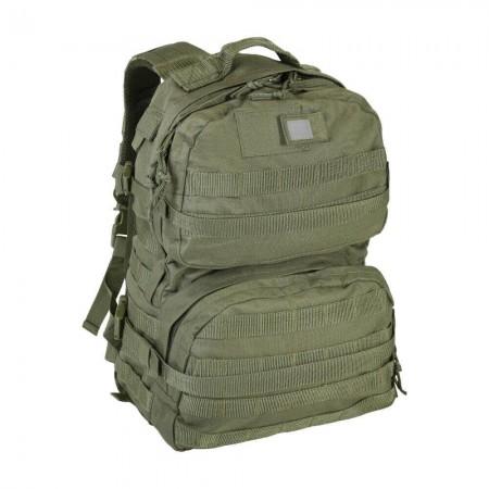 Sac à Dos Elite 30L - en Tissu Ripstop - Kaki Vert Armée - CityGuard