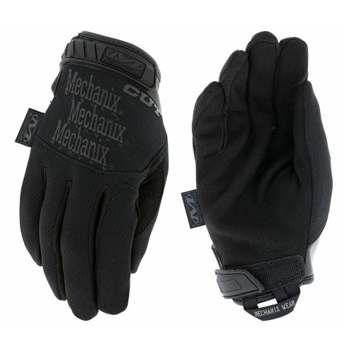 Gants de Palpation Femme Pursuit D5 - Noir - Anti-Coupure & Perforation - Mechanix