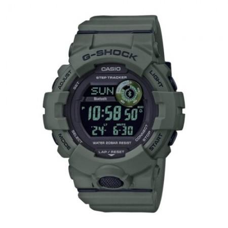 Montre Casio G-Shock Ultra-Résistante G-Squad GBD-800UC - Vert Armée