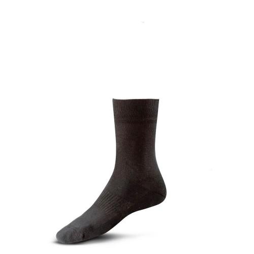 Chaussettes City Tout Temps Noires - pour Chaussures de Ville - TOE Design
