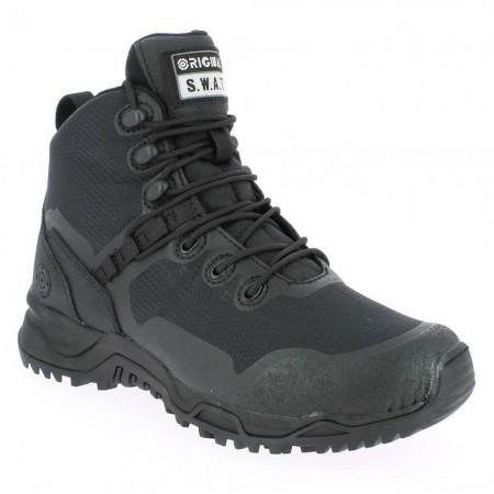 "Chaussures Rangers ALPHA FURY 6"" - Original SWAT"