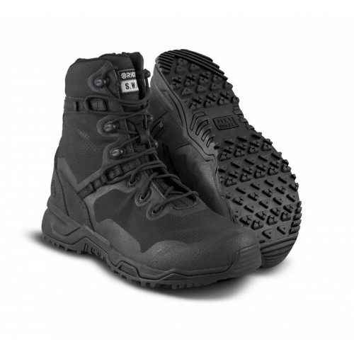 "Chaussures Rangers ALPHA FURY 8"" - Original SWAT"
