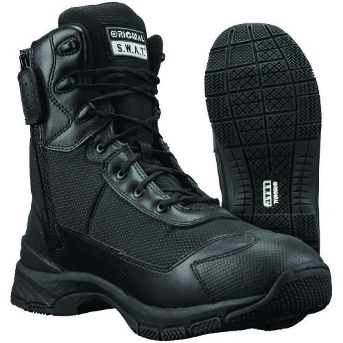 "Chaussures Rangers H.A.W.K 9"" 1 Zip - Original SWAT"