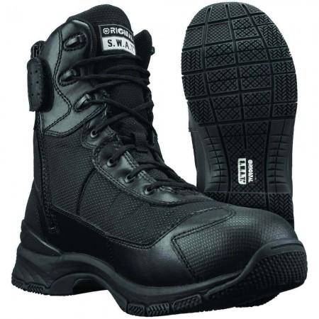 """Chaussures Rangers HAWK 9"""" Waterproof 1 Zip - Etanches - Original SWAT"""