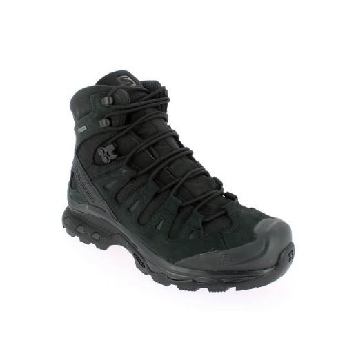 Chaussures Rangers QUEST 4D FORCES 2 GTX EN Noires - Imperméables - Salomon