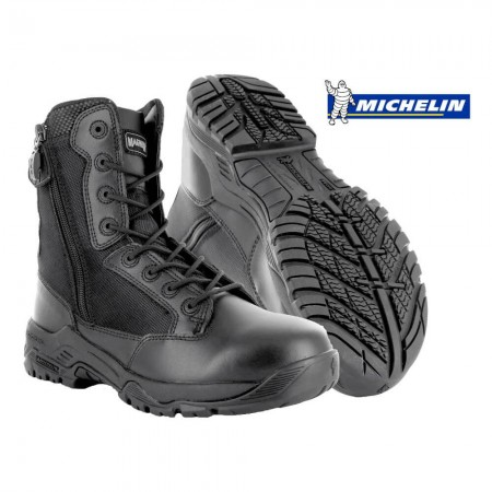 Chaussures Rangers STRIKE FORCE 8.0 DSZ 2 Zips - Semelle Michelin® - Magnum