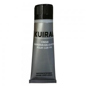 Crème Imperméabilisante pour Cuir Fin - Tube Applicateur de 75 ml - Kuiral