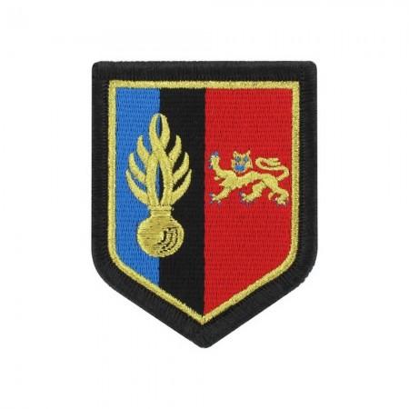 Écusson de Bras Gendarmerie de Légion Brodé - 2ème LGM