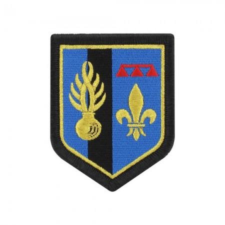 Écusson de Bras Gendarmerie de Légion Brodé - 6ème LGM