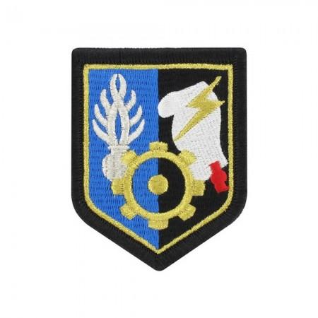 Écusson de Bras Gendarmerie de Légion Brodé - Centre Administratif et Technique de la Gendarmerie