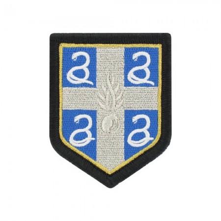 Écusson de Bras Gendarmerie de Légion Brodé - Commandement Gendarmerie Martinique