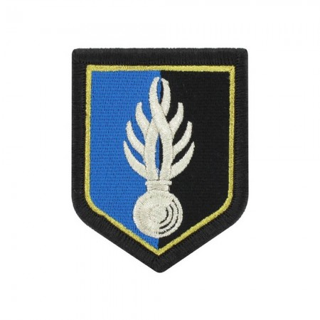 Écusson de Bras Gendarmerie de Légion Brodé - Gendarmerie