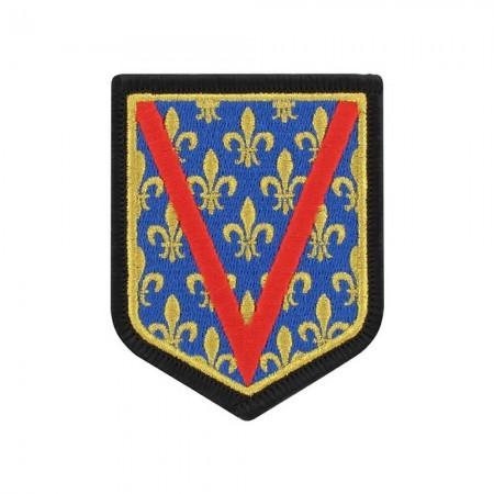 Écusson de Bras Gendarmerie de Légion Brodé - Groupement V/I de Gendarmerie Mobile