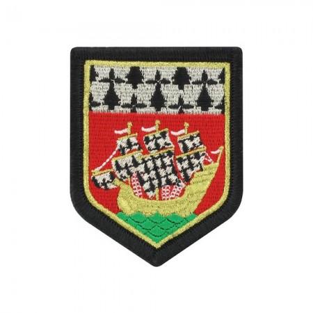 Écusson de Bras Gendarmerie de Légion Brodé - Pays de la Loire