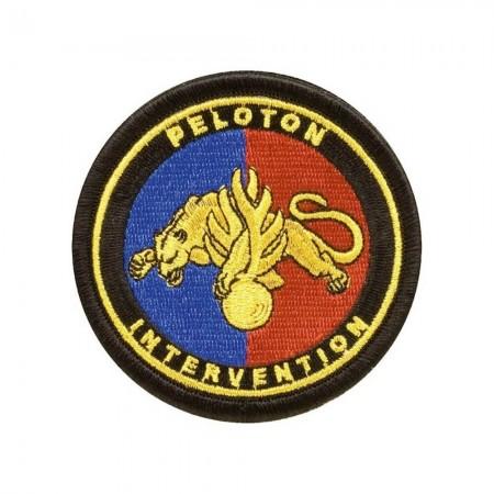 Écusson de Bras Gendarmerie de Légion Brodé - Peloton d'Intervention Gendarmerie