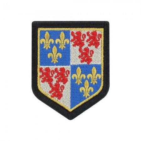 Écusson de Bras Gendarmerie de Légion Brodé - Picardie