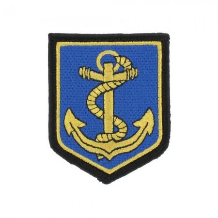Écusson de Bras Gendarmerie de Légion Brodé - Prévôtés d'Afrique et Détachement d'Assistance Technique