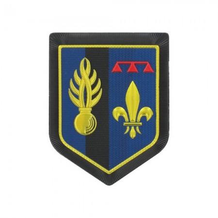 Écusson de Bras Gendarmerie de Légion Plastique - 6ème LGM