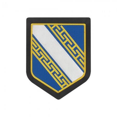 Écusson de Bras Gendarmerie de Légion Plastique - Champagne Ardenne