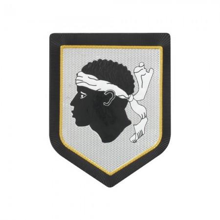 Écusson de Bras Gendarmerie de Légion Plastique - Corse