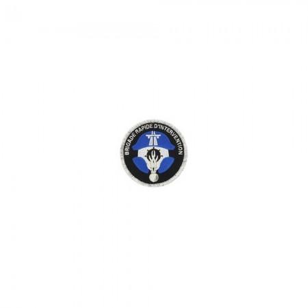 Écusson de Bras Gendarmerie Rond Brodé - Escadron Départemental Sécurité Routiere